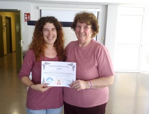 Agradecimientos a la Escuela de Mayores de San Miguel de Salinas