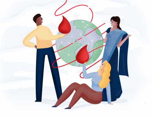 Día Internacional del Donante de Sangre 2019