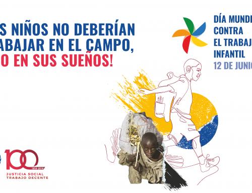 Día contra el Trabajo Infantil 2019