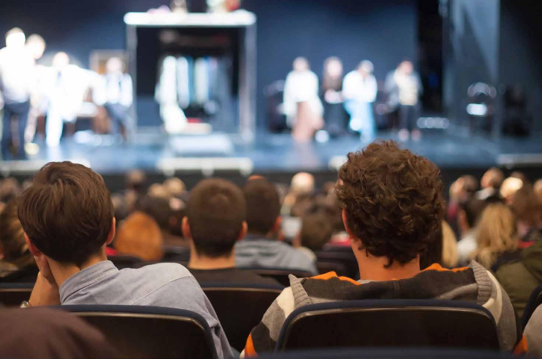 Taller de teatro amateur